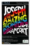 Joseph and the Amazing Technicolor Dreamcoat Program by University of Southern Maine Department of Theatre