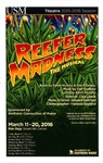 Reefer Madness: The Musical Program by University of Southern Maine Department of Theatre