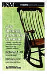 The Beauty Queen of Leenane Program by University of Southern Maine Department of Theatre