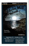 Under Milk Wood Program [2016] by University of Southern Maine Department of Theatre