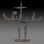 Viking Ship Model by John Risley