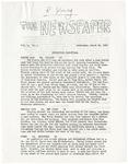 The Newspaper, Vol. 1, No. 4; 03/26/1969