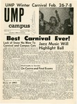UMP Campus, 02/26/1960 by University of Maine Portland
