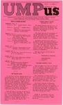 UMPus, Vol. 3, No. 4, 09/30/1964 by University of Maine Portland