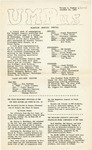 UMPus, Vol. 2, No. 4 [Special], 10/10/1963 by University of Maine Portland