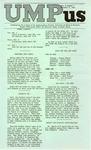 UMPus, Vol. 3, No. 9, 11/04/1964