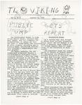 The UMP Viking, Vol. I, No. 5, 10/24/1969