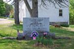 East Machias, Maine: Veterans Monument