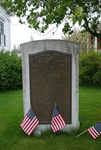Harrington, Maine: World War I Memorial Tablet