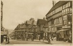 Wyle Cop, Shrewsbury Postcard