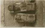 Ancient Sculpture, Shrewsbury Postcard