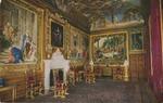 Windsor Castle Queen's Presence Chamber Postcard