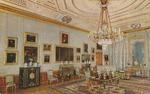 Windsor Castle Picture Gallery Postcard