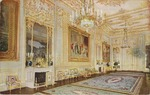 Windsor Castle Grand Reception Room Postcard