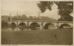 The English Bridge, Shrewsbury Postcard