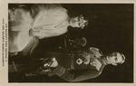 King George VI and Queen Elizabeth Postcard