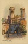 St. Augustine's Abbey, Canterbury Postcard