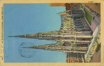 St. Patrick's Cathedral, New York Postcard