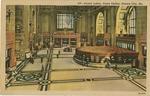 Grand Lobby, Union Station, Kansas City, Missouri Postcard