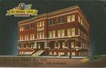 B.P.O.E. Elks No. 946, Tulsa, Oklahoma Postcard (1)