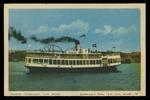 Québec-Lévis Ferry Postcard