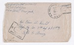 Envelope from Wilfrid Mailhot to Elisée A. Dutil by Wilfrid S. Mailhot Jr.