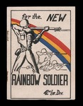 For the New Rainbow Soldier Booklet by 42nd Infantry Division