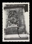 Arc de Triomphe Detail Photograph