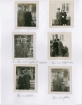 6 Photographs of Wilfred S. Mailhot, Jr. with Family and Friends