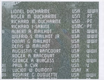 Washington, D.C. Veterans Memorial by Denis Mailhot MPS