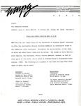 World Music Press Release, 02/02/1987 by 90.9 WMPG FM