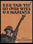 E-e-e-yah-yip Go over with U.S. Marines by C.B. Falls