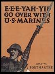 E-e-e-yah-yip Go over with U.S. Marines by C.B. Falls