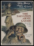 Oh, boy! That's the girl! The Salvation Army lassie--keep her on the job by George M. Richards
