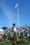 Kennebunkport, Maine, Soldiers and Sailors Monument (with WWI Honor Roll)